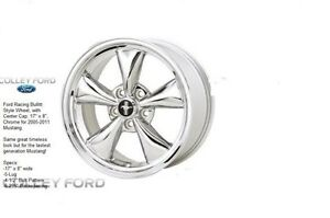 Ford Mustang Chrome Gt Alloy Wheel Part M 1007 T178c 2005 2010