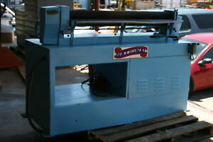 National Power Roll Forming Machine 48 16 Gauge nr4816