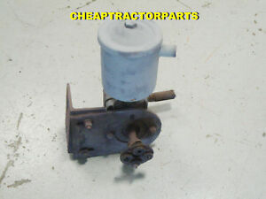 Ford Backhoe And Loader Hydraulic Pump Assy 759 772 776