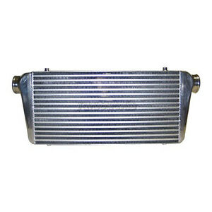 4 Thickness Universal Intercooler 31 x12 x4 For Mustang Supra Camaro