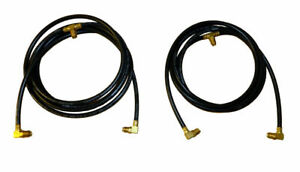 1954 1955 Cadillac Convertible Top Hose Set