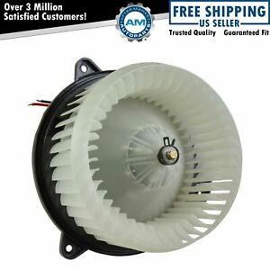 Heater Blower Motor W Cage For Mazda Protege 1997 1998