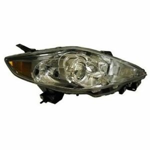Headlight Headlamp Passenger Side Right Rh New For 06 07 Mazda 5 Mazda5