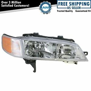 Headlight Headlamp Passenger Side Right Rh New For 94 97 Honda Accord