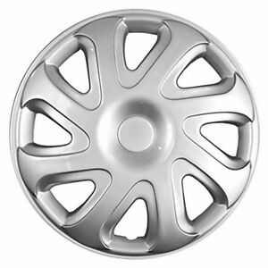 New 2000 2002 Toyota Corolla 14 Silver Hubcap Wheelcover