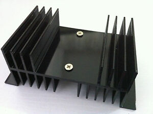 Heat Sink For Solid State Relay Ssr Up To 60a