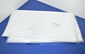 200 Clear 18 X 20 Poly Bags Plastic Lay Flat Open Top Packing Uline Best 1 Mil