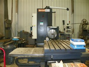 Horizontal Boring Mill