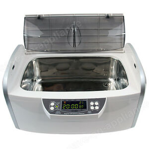 6 Liter 1 5 Gallon Ultrasonic Cleaner Heater Industrial Dental Tattoo Carburetor