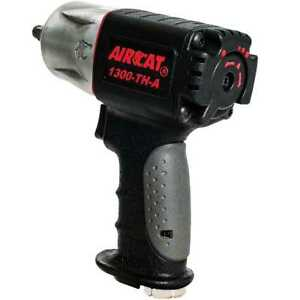Aircat 1300 Th A 3 8 Twin Hammer Composite Impact Wrench