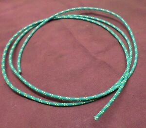 5 Ft 14 Ga Primary Green Wire Hit Miss Gas Engine Motor Buzz Coil