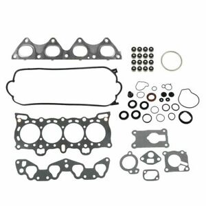 Engine Head Gasket Kit Set New For Honda Civic Crx Del Sol 1 5l 1 6l