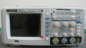 Siglent_sds1102cm 100mhz 2 channel Dso Oscilloscope