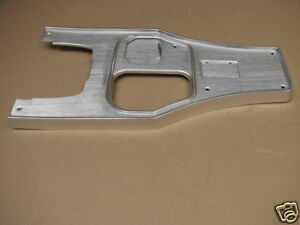 1963 Corvette Shifter Console Plate Set With Extensions 3pc New Exact