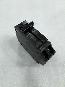 Thqp250 Ge General Electric Circuit Breaker 2 Pole 50 Amp 120 240 Vac New