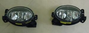 Mercedes G500 G550 G55 Fog Lamp Light Foglight Set 07 08 09 10 11 New Original