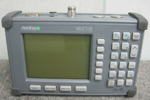 Anritsu_ms2711b Spectrum Analyzer