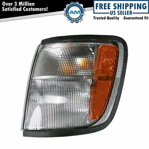 Signal Light Lh Left For 98 99 Acura Slx 1998 2002 Isuzu Trooper