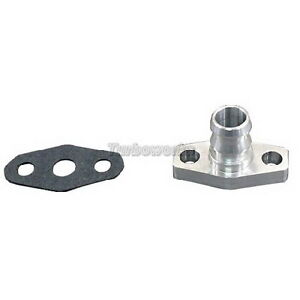Turbo Gt35 Oil Drain Flange With Gasket For Gt15 Gt25 Gt35 Turbocharger