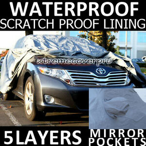 2004 2005 2006 Toyota Land Cruiser Waterproof Car Cover