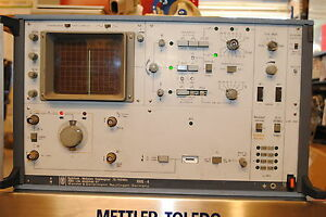 Wandel Goltermann Rme 4 Radio Link Measuring Unit 70 140mhz