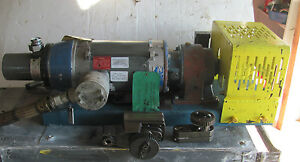 Parker Hannifin Zenith Kawasaki Precision Chemical Metering Pump System
