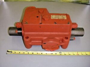 Kawasaki Tractor Loader 38510 60100 Steering Valve Assembly