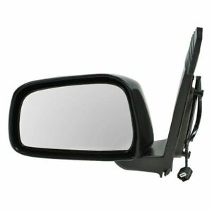 Power Mirror Driver Side Left Lh For Frontier Pathfinder Xterra Equator Suv