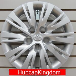 2012 2014 Toyota Camry 16 Hubcap Wheelcover Factory Original Oem 42602 06091