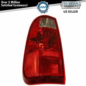 Taillight Taillamp Rear Brake Light Driver Side Left Lh For 08 13 Super Duty