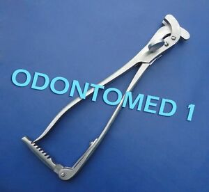 Sand s Castrator Emasculator Veterinary Instruments