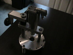 Bridgeport And Import Milling Machine J Head Power Drawbar Step Pulley Head