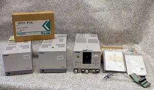 Kikusui Power Supply Pmr18 1 3tr With Peripherals Pia4810 Pia4820
