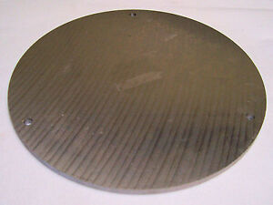 4 Aluminum Discs 3 8 Thick X 14 3 8 Dia Mic 6 Cast Tooling Plate Disk