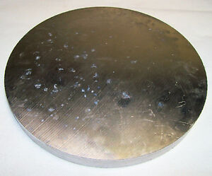 1 Aluminum Disc 1 1 4 Thick X 14 3 4 Dia Mic 6 Cast Tooling Plate Disk