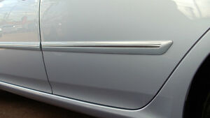 Mit Toyota Corolla Altis 2009 2020 Door Body Side Molding Trim Color Painted