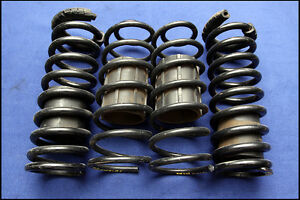 87 88 89 90 91 92 93 Mustang 5 0 Coupe Hatch Front And Rear Coil Springs