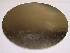 4 Aluminum Discs 3 8 Thick X 14 7 16 Dia Mic 6 Cast Tooling Plate Disk