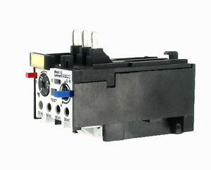 Ward Leonard wril0 13 Thermal Overload Relay New