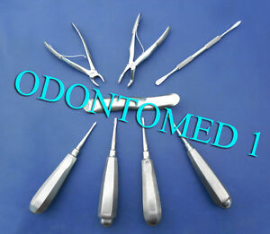 Basic Oral Surgery Kit Surgical Dental Instruments