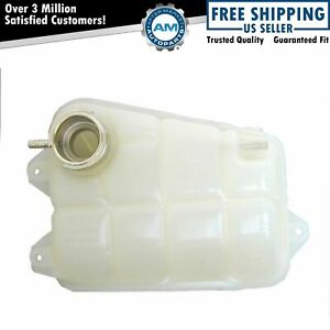 Radiator Coolant Overflow Expansion Tank Bottle Reservoir For Mercedes Benz