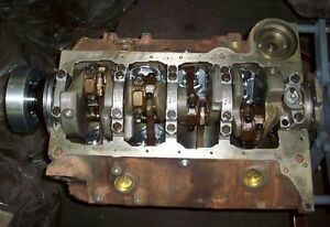 Chevy 355 Short Block Completely Rebuilt Sbc 350 Car Hi Performance Race E 85
