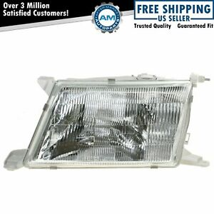 Headlight Headlamp Driver Side Left Lh New For 95 97 Lexus Ls400