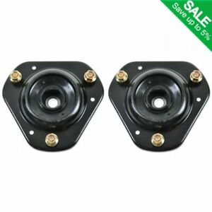 Strut Mount With Bearing Front Upper Left Right Pair Set For Es250 Corolla
