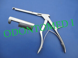 Kerrison Rongeur 3mm Down Bite Surgical Instruments