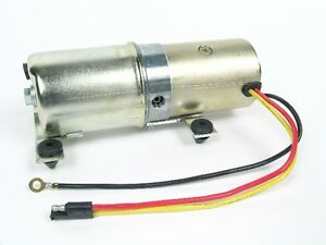 1965 1966 Plymouth Belvedere Convertible Top Pump Motor