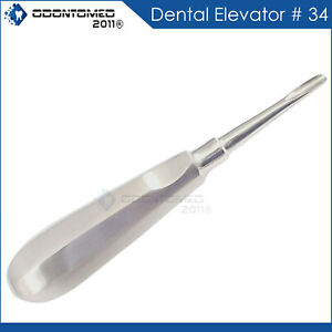 Odm Dental Elevator 34 Surgical Medical Instruments
