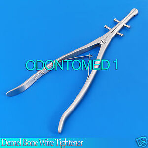 Demel Bone Wire Tightener 11 Orthopedic Instruments