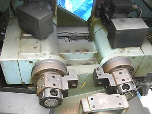 Front Or Rear Turret Head From Decommissioned Citizen F 16 Lathe