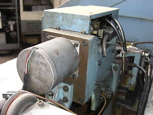Stepper Actuator Motor From Decommissioned Citizen F 16 Lathe